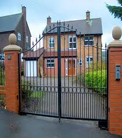 Driveway Gates and Openers